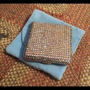 Estée Lauder Vintage Jeweled Powder Compact NWOT